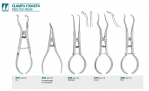 CLAMPS FORCEPS