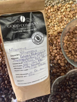 ARABICA FROM NICARAGUA, FULLY WASHED, BEANS 750G