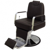 NOBLE Barber Chair - Brown