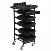 Venice Hair Trolley with Flaps