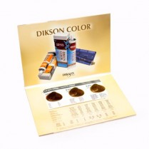 Dikson Color Swatch Chart - 3 Beige