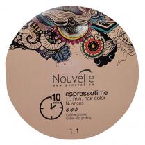 Nouvelle Espressotime Color Chart 2020
