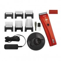 Wahl Bellina Cordless Clipper - Red