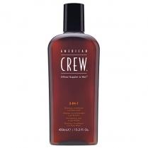 American Crew 3 in 1 Shampoo Classic 450ml