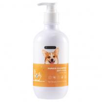 NUSPA Bonne Douche Pet Shampoo - Papaya Anti Flea 470ml