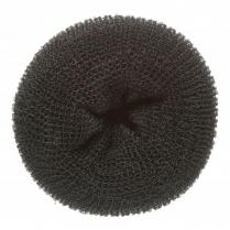 Hair Donut - Black - 90mm