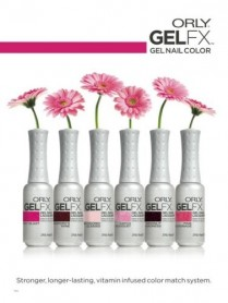ORLY Poster - Gel FX - Spring Has Sprung