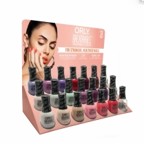 ORLY Breathable 21pc Salon Display - Includes 18 NEW Shades