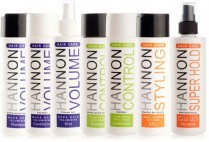 Hannon Hair Products Workshop
