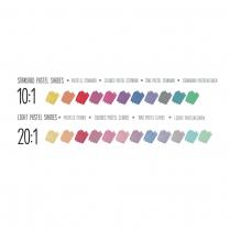 Nouvelle Paint Bang - Colour Chart