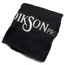 Dikson Hairdressing Towel Black - 50x90cm