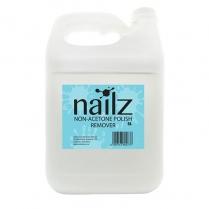 Nailz Non-Acetone Polish Remover 5L