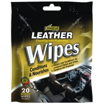 Leather Care Wipes