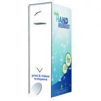 Hands Free Dispensing Stand