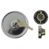Tank Cap Locking