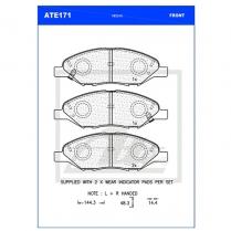 Brake Pad ATE171