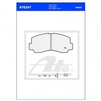 Brake Pad ATE247