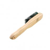 Wire Brush Fine/Brazing Wood