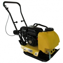 Plate Compactor With Tank