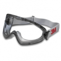 Goggle Polycarb Clear 3M 2890