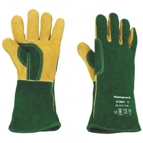 Glove Welding Green Plus Lined