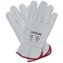 Glove Goatskin T/Weld white