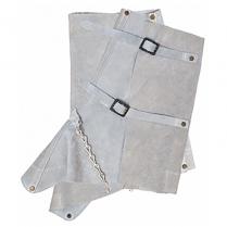 Leather Knee Welder Spats