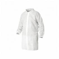 Disposable Visitor Coat 5 P/Pk