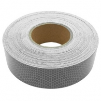 Reflective Tape Silver 25mm 1m