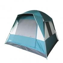 Tent Nylon Square Dome 4 Man