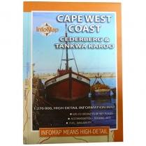 Map Cape West Coast
