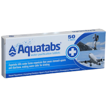 Water Purifying Tablets 1/1L 5