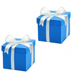July 2021 - 2 x Mystery Gifts @ R98 with Order of R798