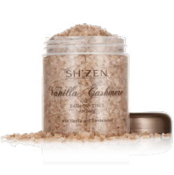Vanilla Cashmere Bath Crystals 450g