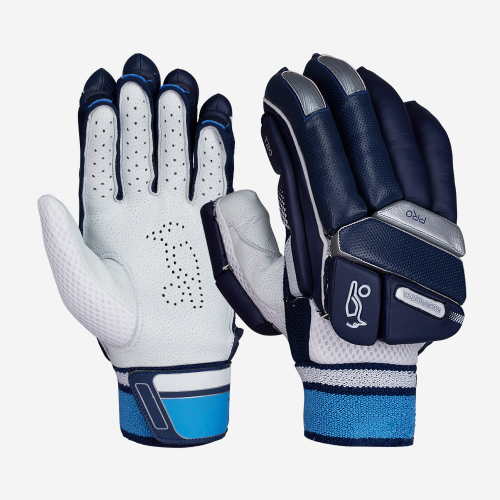 T20 PRO NAVY BATTING GLOVES