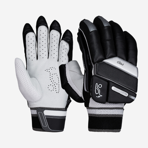 T20 PRO BLACK BATTING GLOVES