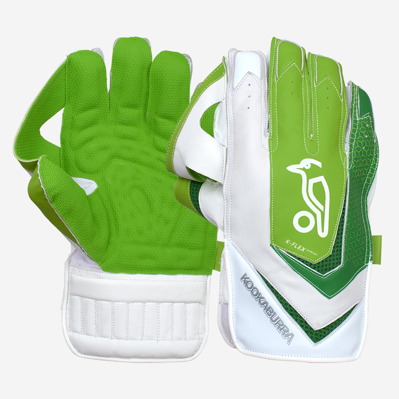 Kookaburra Long Cut 2.0 Wicket Keeping Gloves