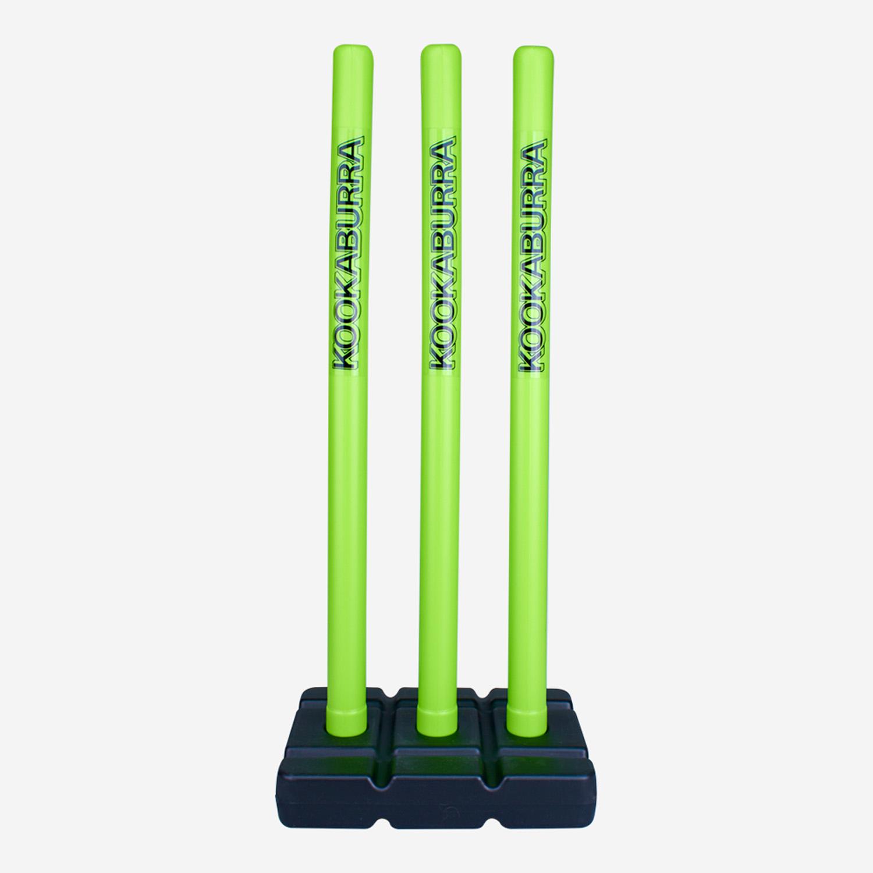 Kookaburra Blast Cricket Stumps & Base