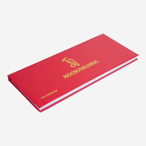 Scorebook - 100 inns